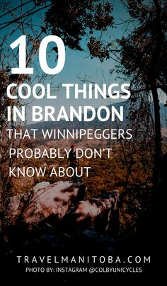 10 cool things in Brandon that Winnipeggers probably don't know about Brandon Manitoba, Hipster Coffee Shop, West Coast Canada, Backpacking Canada, Voyage Canada, Northern Lights Tours, Canada Destinations, Canada Holiday, Travel