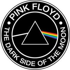 Pink Floyd- The Dark Side Of The Moon sticker (st282)
