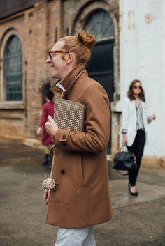http://chicerman.com  meninthistown:  Fashion Flail.  #streetstyleformen