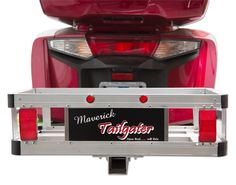 For What Really Matters... Maverick Tailgater Trailer Hitch Rack