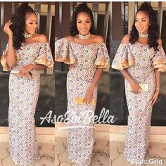 BellaNaija Weddings presents #AsoEbiBella – Vol. 190 – The Latest Aso Ebi Styles