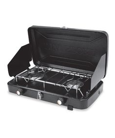 Take a look at this Two-Burner Propane Stove by Stansport on #zulily today!