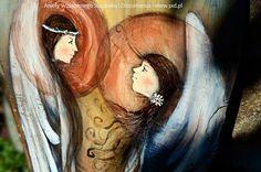 Sculptures, Angel Paintings, Angels, Om, Girls, Drawings, Toddler Girls, Daughters, Angel