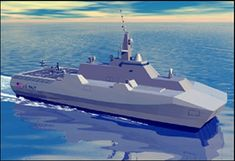 Futuristic Navy Ships | Littoral Combat Ship (LCS) Pictures