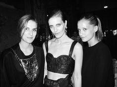 Gaia, Vanessa & Victoria by Rachel Chandler Guiness