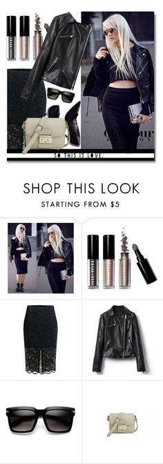 """""""So this is love"""" by stylemoi-offical ❤ liked on Polyvore featuring Bobbi Brown Cosmetics"""