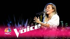 "Miley Cyrus: ""Malibu"" - The Voice 2017"
