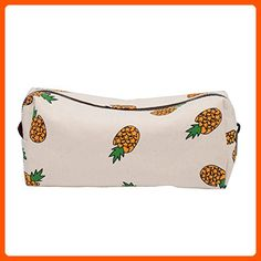 2019 New Style Fresh Style Creative Cubic Fruit Canvas Coin Purse Key Wallet Storage Organizer Bag Novelty Gift To Have A Long Historical Standing Coin Purses & Holders Luggage & Bags