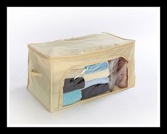 Save yourself time and money when the seasons change dont throw away your out Storage Bags For Clothes, Clothing Storage, Bag Storage, Small Places, Trends, Decorative Boxes, Seasons, Change, Money
