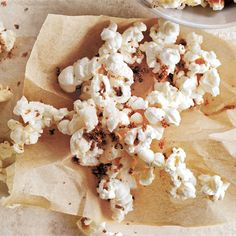 Enjoy sweet popcorn for dessert with this cinnamon sugar popcorn recipe by Donna Hay. A great TV snack for the kids!