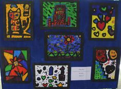 Pop Art Created After the Work of Romeo Britto Year 3