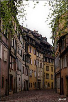 Meet the city of Colmar (France) - Friki.net