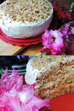 Морковный торт «Осенний каприз» - Леди Mail.Ru