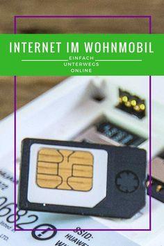 Internet im Wohnmobil immer und (fast) überall - so bist Du unterwegs online!