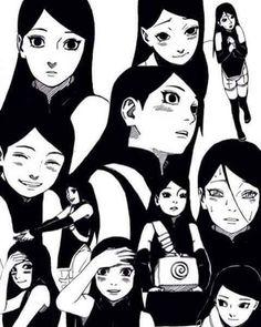 Naruto The Boruto Movie Fan Art Sarada Uchiha