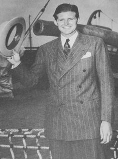 Joe Kennedy Jr., September 1939