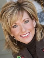 Beth Moore ~ She has been there and back!  Inspirational Christian author and speaker. Amazing and gifted.