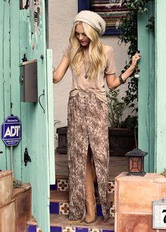mazi skirt + tall boots