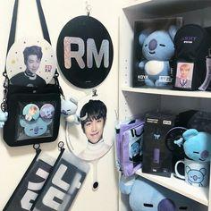 Namjoon, Rapmon, Jimin, K Pop, Army Bedroom, Army Room Decor, Kpop Merch, Room Setup, Bts Fans