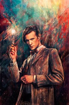 Doctor Who: The Eleventh Doctor by alicexz.deviantart.com on @DeviantArt