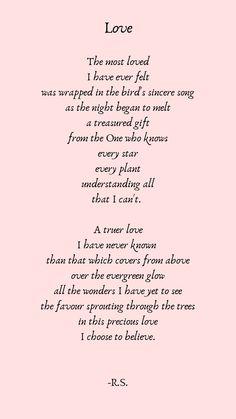 Flower Poetry, True Love, My Love, Poems, Instagram, Real Love, Poetry, Verses, Poem