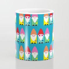 BFF Gnomes I Mug by Littleoddforest | Society6