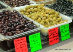 Tasty Temptations at a Turkish Market in Berlin ~ My Traveling Joys
