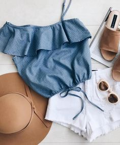 trendy fashion outfits for teens summer shirts Look Fashion, Trendy Fashion, Girl Fashion, Fashion Outfits, Fashion Ideas, Fashion Fall, Fashion Clothes, Short Outfits, Trendy Outfits