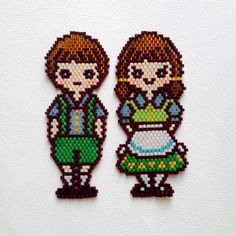 I should probably make these for Oktoberfest. <3