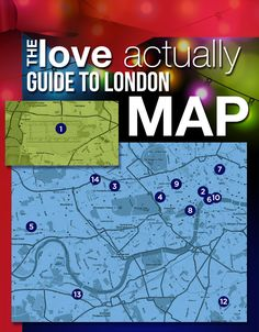 The Love Actually Guide To London