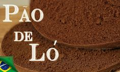 O Melhor Pão de Ló do Universo versão Chocolate ! SambaCooking Brasil