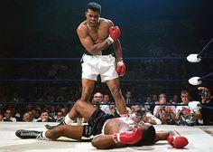 Muhammad Ali over Sonny Liston