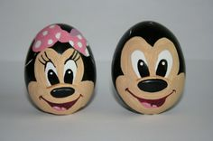 DIY: 12 Pics of the Coolest Disney-Themed Easter Eggs We've Ever Seen #DIY #Easter