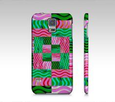 "Samsung Galaxy S5 ""Wavy Symmetry"" by Penelope Cain"