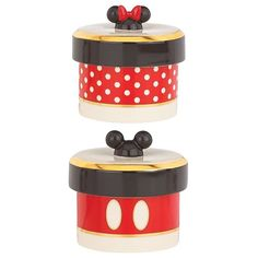 Upcoming Disney Mickey and Minnie trinket boxes from Lenox Mickey Minnie Mouse, Disney Mickey, Mickey Decorations, Disney Purse, Disney Kitchen, Disney Home, Disney Outfits, Disney Style, Trinket Boxes