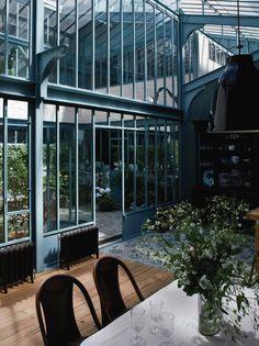 Loft in Place des Monges in Paris.