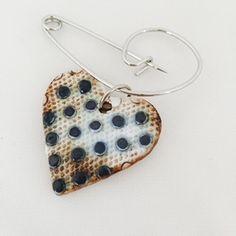 Spotty Heart, £10.00