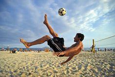 Sport enthusiastic citizens - beyond Ipanema