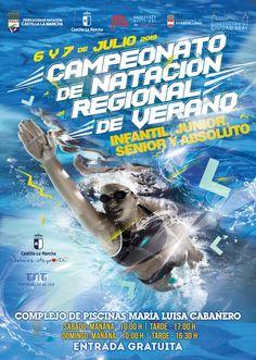 Campeonato De Natación Regional De Verano Natación Verano Mancha