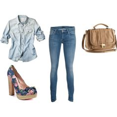 Denim Is The Word.