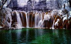 Plitvicer Laghi, Croazia