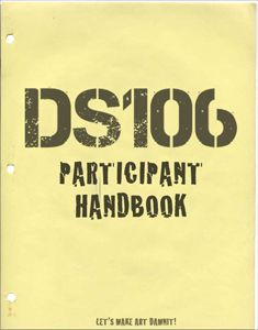 How to Succeed as an Open Participant in ds106 (with really trying)