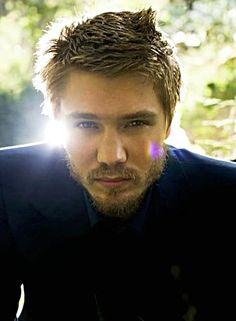 Chad Michael Murray - I don't actually like beards... but... ah... =)