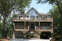 Oceanside Outer Banks Rentals | Corolla Light Rentals | Rainbow's End
