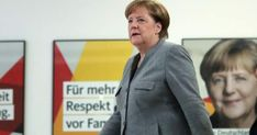 Χαιρετίζει την απόφαση του SPD για έναρξη διαπραγματεύσεων η Μέρκελ