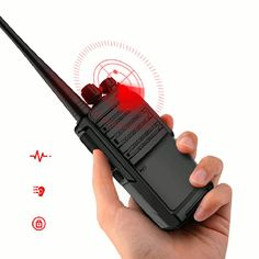 Sale 25% (20.99$) - KALOAD-8600 400-470MHz Walkie Talkie Interphone Tansceiver for Security Hotel