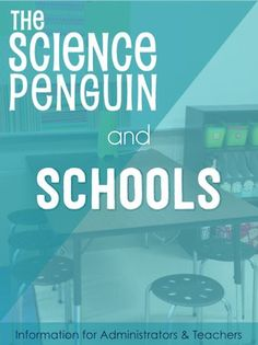 Are you interested in using resources from The Science Penguin in your school or district?  Learn what I offer, preview best-sellers, and learn about how to use Purchase Orders.