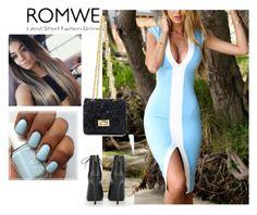 """#9/2 Romwe"" by ahmetovic-mirzeta ❤ liked on Polyvore"