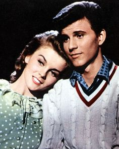 Ann-Marget and Bobby Rydell