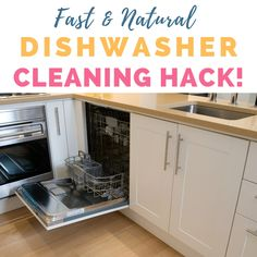 KonMari Revisited: One Year after our Journey to Sparking Joy - DIY Passion Dishwasher Smell, Cleaning Your Dishwasher, Kitchen Cleaning, Cleaning Oven Racks, Self Cleaning Ovens, Diy Cleaning Products, Cleaning Hacks, Cleaning Recipes, Cleaning Checklist